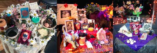 ofrenda exhibition provincetown s 3rd annual day of the dead