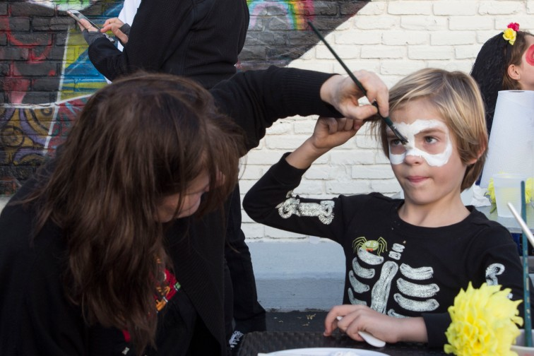Provincetown Day of the Dead 2017