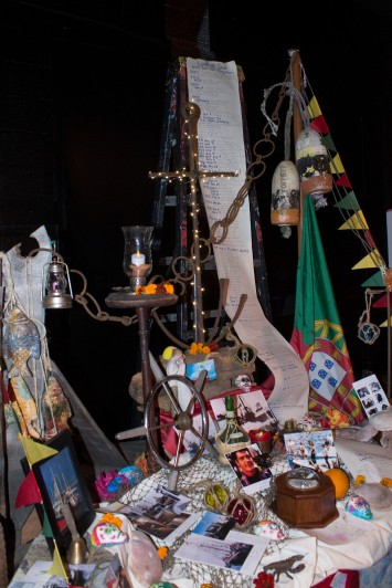Ofrenda Exhibition at the Day of the Dead Festival 2017